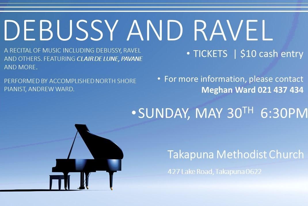 Takapuna Recital