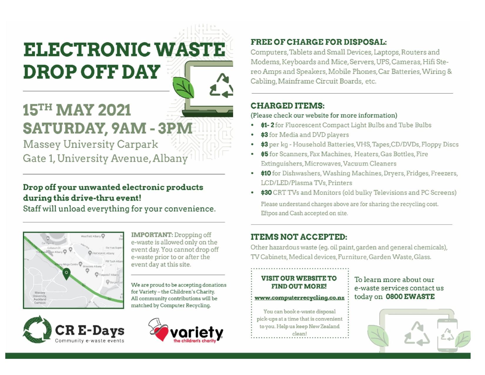 e waste day